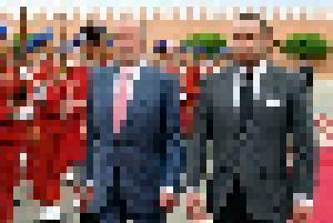 rencontre obama mohammed 6 Mérignac